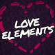 Love Elements // After Effects - VideoHive Item for Sale