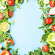 Healthy food frane - PhotoDune Item for Sale