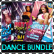 Dance Disco Party Flyer Bundle - GraphicRiver Item for Sale