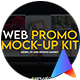 Web Promo And Mockup Device Kit V02 - VideoHive Item for Sale