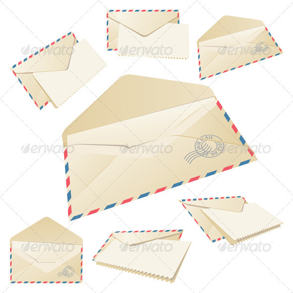 Old Mail - Miscellaneous Vectors