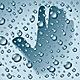 Rain Drops Background - GraphicRiver Item for Sale