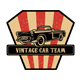 Vintage Car T-Shirts