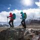 Hiking in tibet,China - PhotoDune Item for Sale