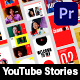 Youtube Channel Stories Pack - VideoHive Item for Sale