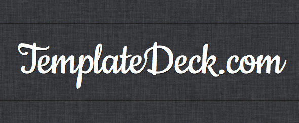 Templatedeck cover
