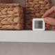 Digital temperature and humidity control on shelf in baby room - PhotoDune Item for Sale