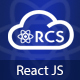React Cloud Saver - React Component for File Sharing