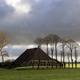 Farm building near the Dutch village Cornjum - PhotoDune Item for Sale