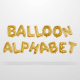 Balloons Alphabet - VideoHive Item for Sale