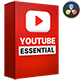 Youtube Essential Library | DaVinci Resolve - VideoHive Item for Sale