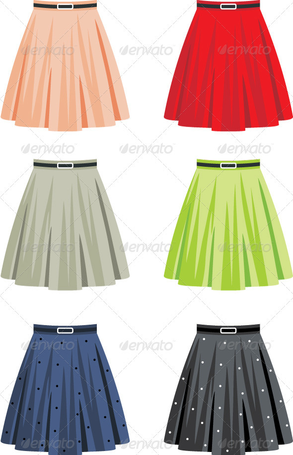 Skirts - Conceptual Vectors