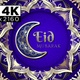Eid Mubarak Background - VideoHive Item for Sale