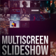 Multiscreen Slideshow || FCPX - VideoHive Item for Sale