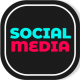 Social Media Icons Pack || FCPX - VideoHive Item for Sale