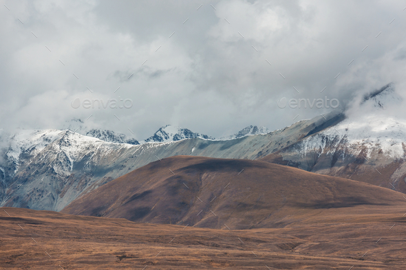 Mountains - Stock Photo - Images