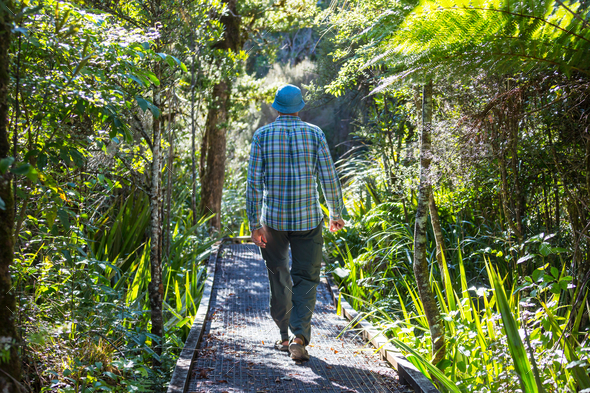 Tramping - Stock Photo - Images