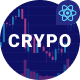 Crypo - Cryptocurrency Exchange Dashboard React App