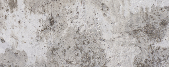 Grey concrete wall background - Stock Photo - Images