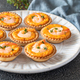Shrimp tartlets with cheese - PhotoDune Item for Sale
