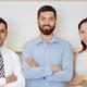 Multi-ethnic successful business team - PhotoDune Item for Sale