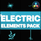 Electric Elements | DaVinci Resolve - VideoHive Item for Sale
