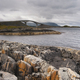 Rocky coast near the Storseisund bridge in Norway - PhotoDune Item for Sale
