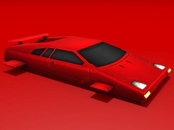 Crimson - 3DOcean Item for Sale