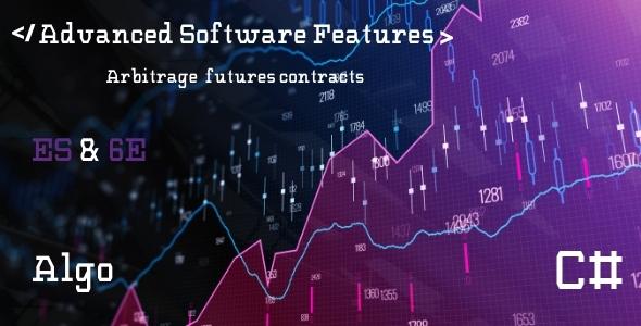 Arbitrage Algoritm ES And 6E Futures Contracts