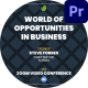 Conference Posters & Banners - VideoHive Item for Sale