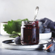 Sweet Red Fig Jam Jar. - PhotoDune Item for Sale