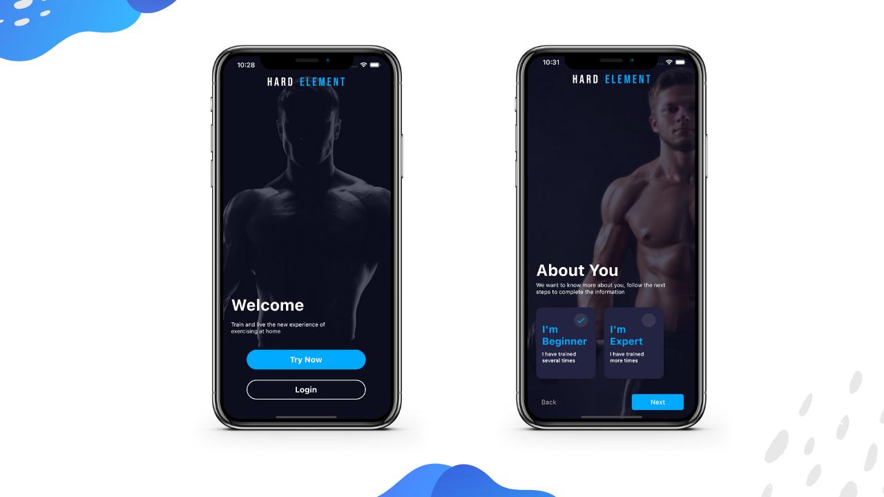Aqua Workout (Fitness) App v1.0 - Flutter UI Kit using GetX - 1