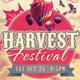 Harvest Festival Church Flyer Template - GraphicRiver Item for Sale