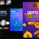 Instagram Crypto Stories - VideoHive Item for Sale