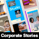 Corporate Style Stories Pack - VideoHive Item for Sale