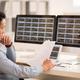 Examining business data - PhotoDune Item for Sale