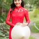 Girl in ao dai dress - PhotoDune Item for Sale