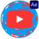 Youtube Subscribe Buttons | After Effects - VideoHive Item for Sale