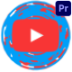 Youtube Subscribe Buttons | Premiere Pro MOGRT - VideoHive Item for Sale