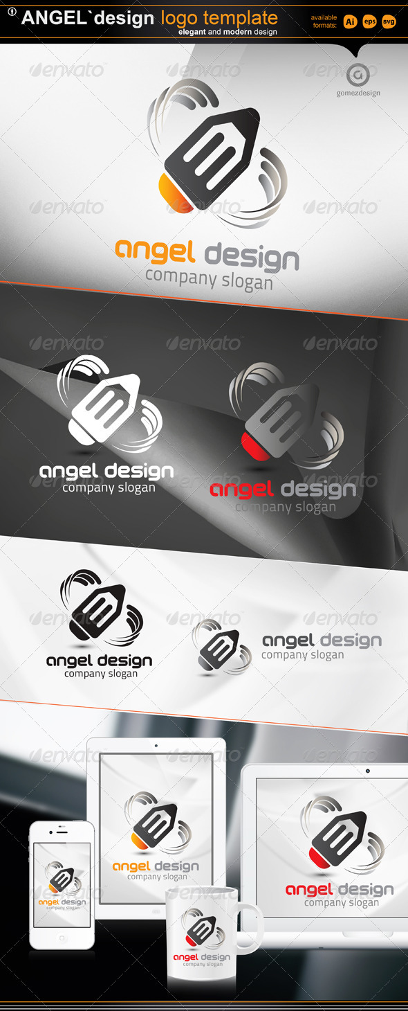 Angel design - Logo Templates
