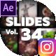 Instagram Stories Slides Vol. 34 - VideoHive Item for Sale