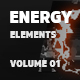 Energy Elements Volume 01 [Ae] - VideoHive Item for Sale