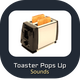Toaster Pops Up Sound