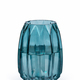 light blue glass vase isolated - PhotoDune Item for Sale
