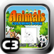 Animals Coloring Book App (Construct 3 | C3P | HTML5) Admob and FB Instant Ready