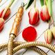 Oriental hookah with tulip flavor - PhotoDune Item for Sale
