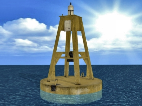 Deep Sea Buoy - 3DOcean Item for Sale