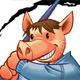 Pork artist - GraphicRiver Item for Sale