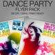 Double Dance Party Flyer - GraphicRiver Item for Sale