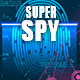 Secret Agent Spy Logo